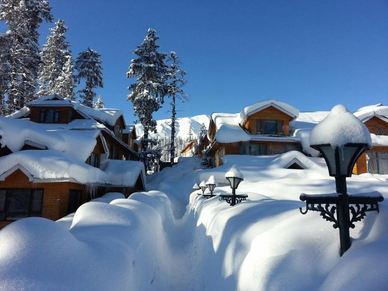 Gulmarg Pahalgam Tour Package